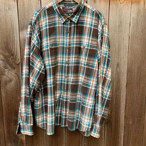 Old Navy Vintage Flannel shirt, XXXL